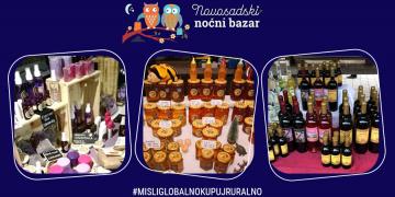 Brend Bačke na Novosadskom noćnom bazaru!